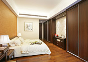 Built-in Wardrobe-C011