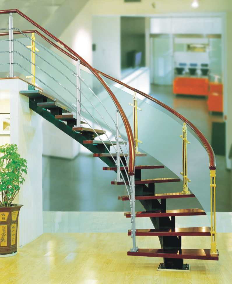 Curved-staircase-YKS191