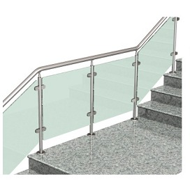 Stainless Steel Railing SG001
