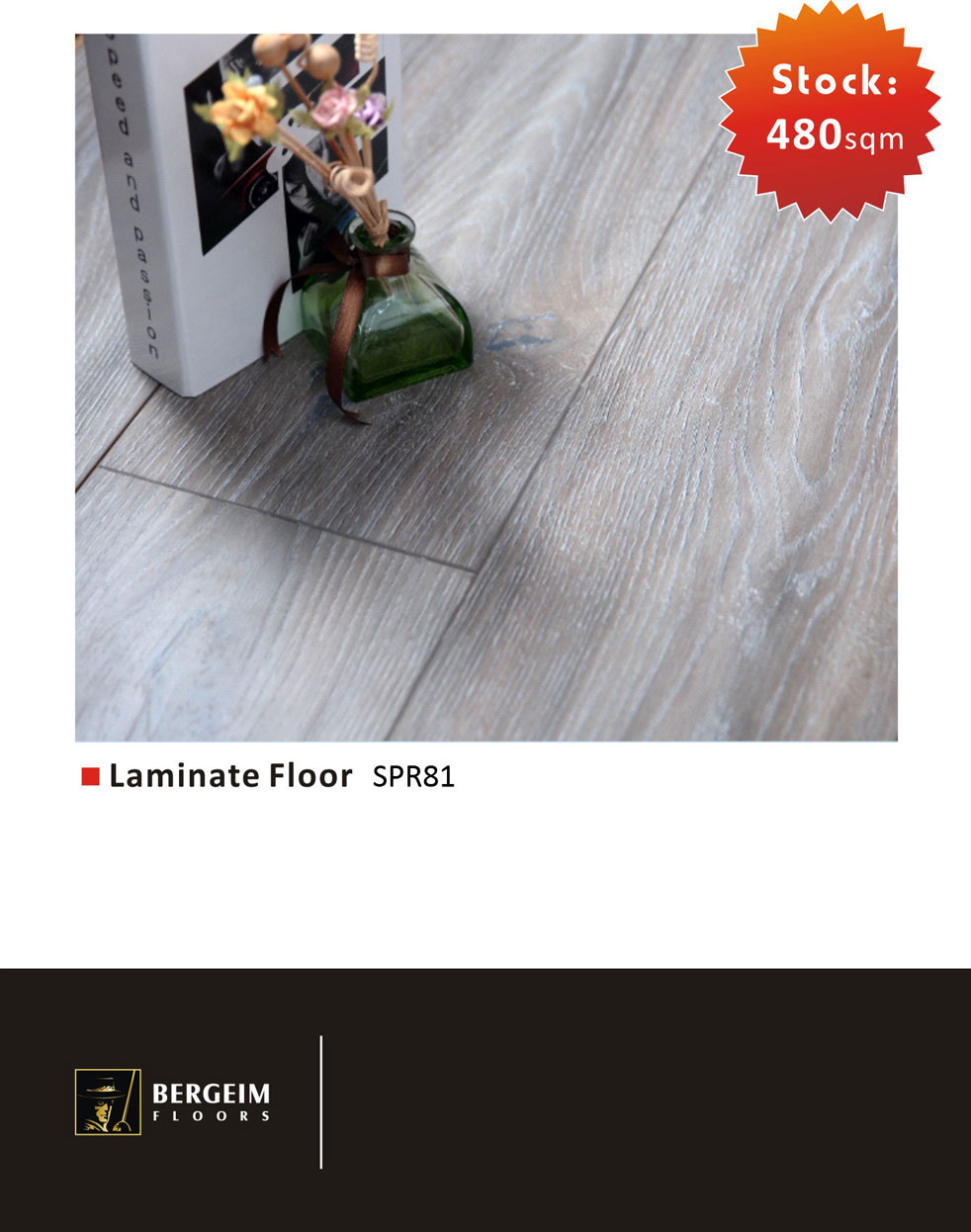 Promotion!!!Super Water-proof Laminate Flooring