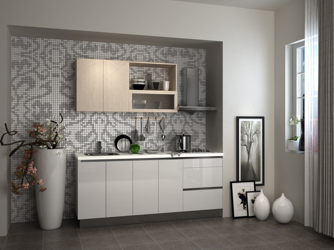MDF-and-lacquer-2-pac-kitchen-cabinet
